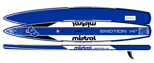 Mistral Emotion 14'0 Touring-Race