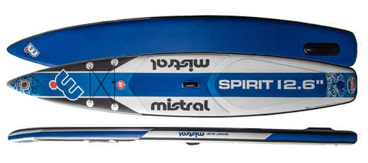 Mistral Spirit 12'6 Touring-Race