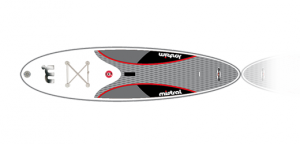 Mistral Equipe10'5 Superlight - High-End- SUP