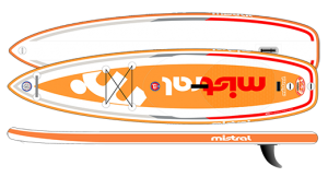 Mistral Sumatra 10'6 Tribe-Line Touring